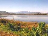 Lagoon near Muravera