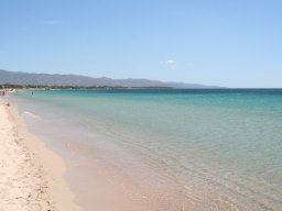 Beach of Poetto