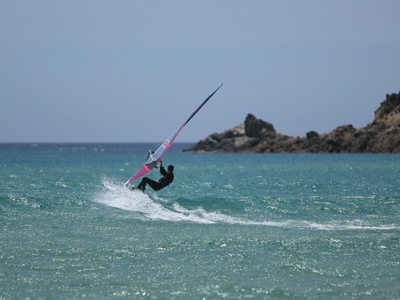 Windsurf in Chia