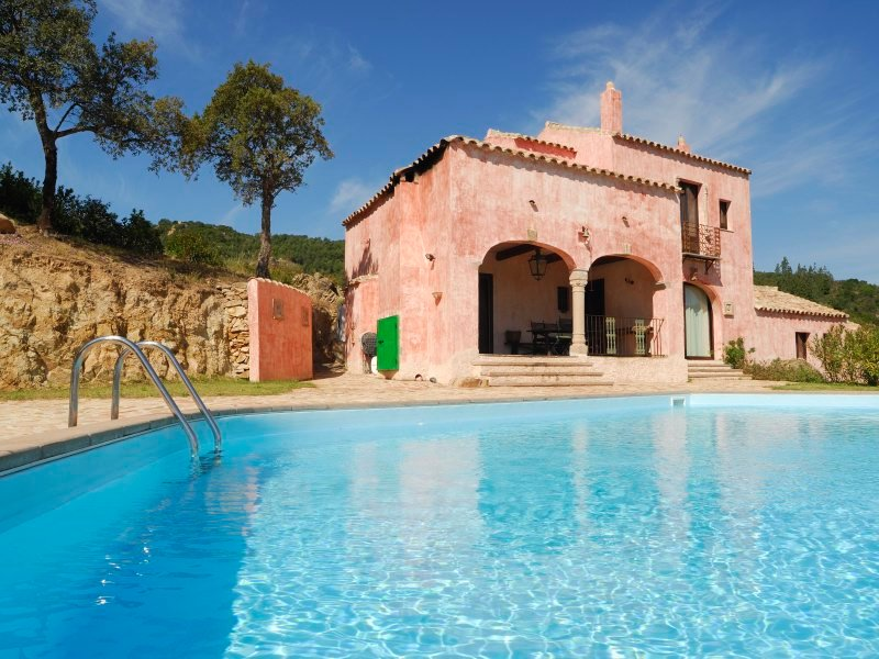 Villa del Sole mit Privatpool