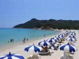 Beach of Cala Sinzias