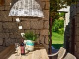 Dining outside